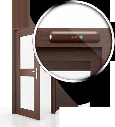 نصب آسان و سریع سنسور در و پنجره  فیبارو