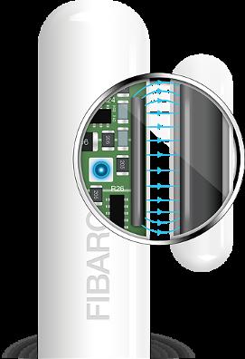 سنسور تعیین وضعیت درب و پنجره فیبارو