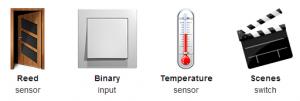 توانایی های سنسور در و پنجره فیبارو